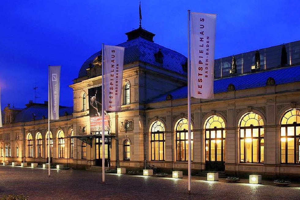 Baden Baden Festspielhaus