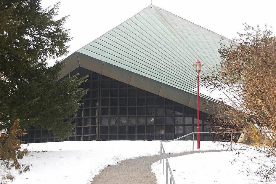 Evangelische Martin-Bucer-Kirche - Breisach