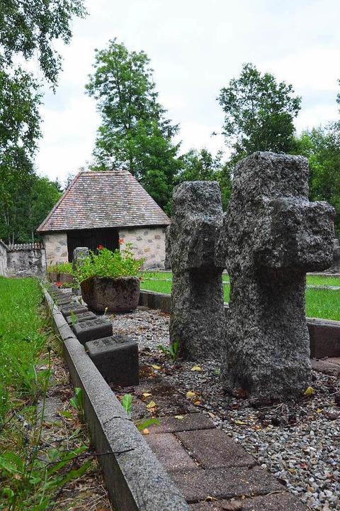 Soldatenfriedhof - St. Blasien