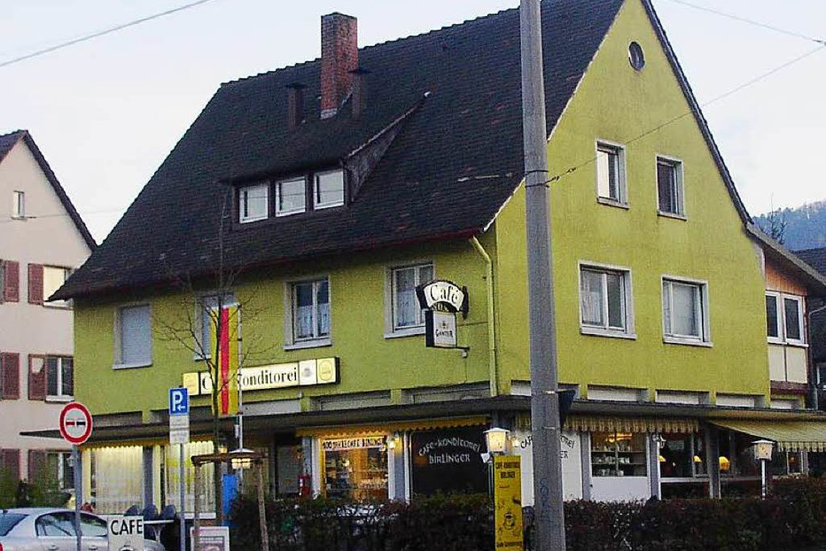 Café Birlinger - Freiburg