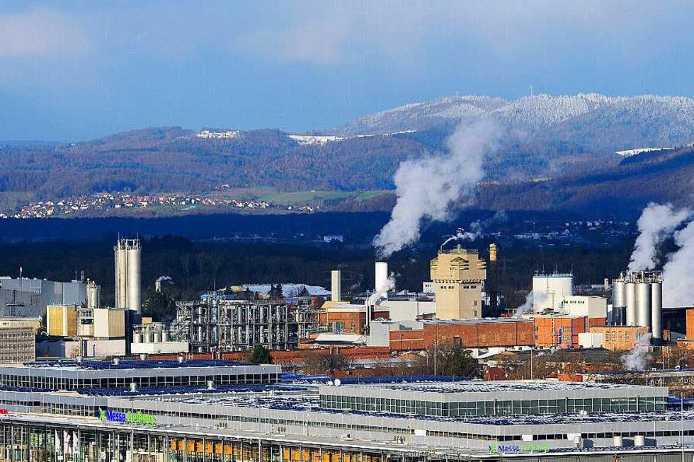 Industriegebiet Nord - Freiburg