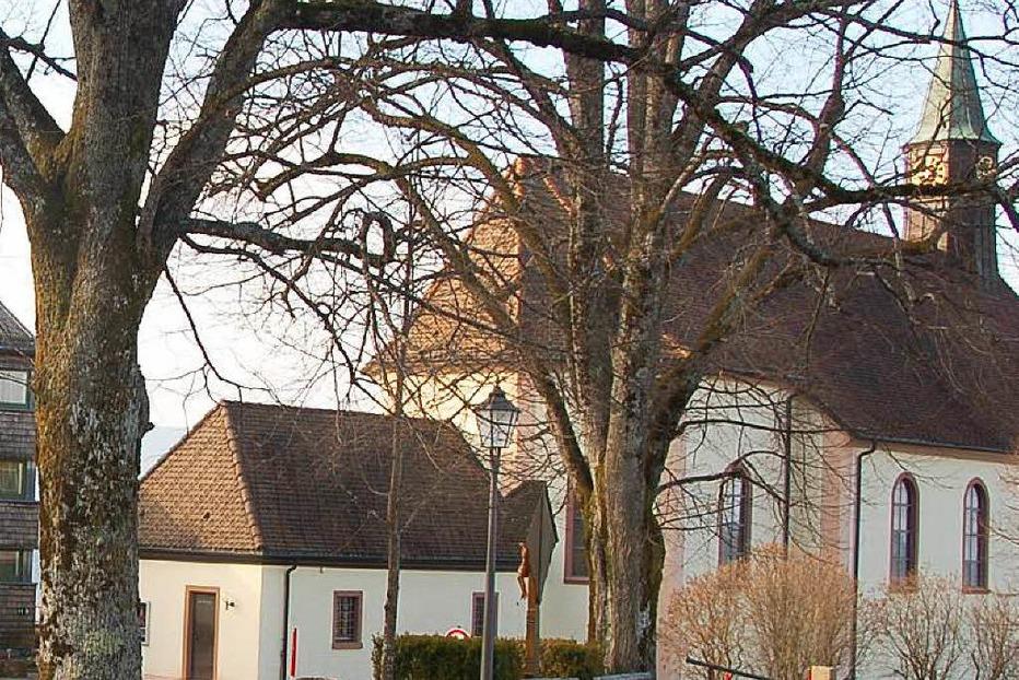 Wallfahrtskirche Maria-Lindenberg - St. Peter