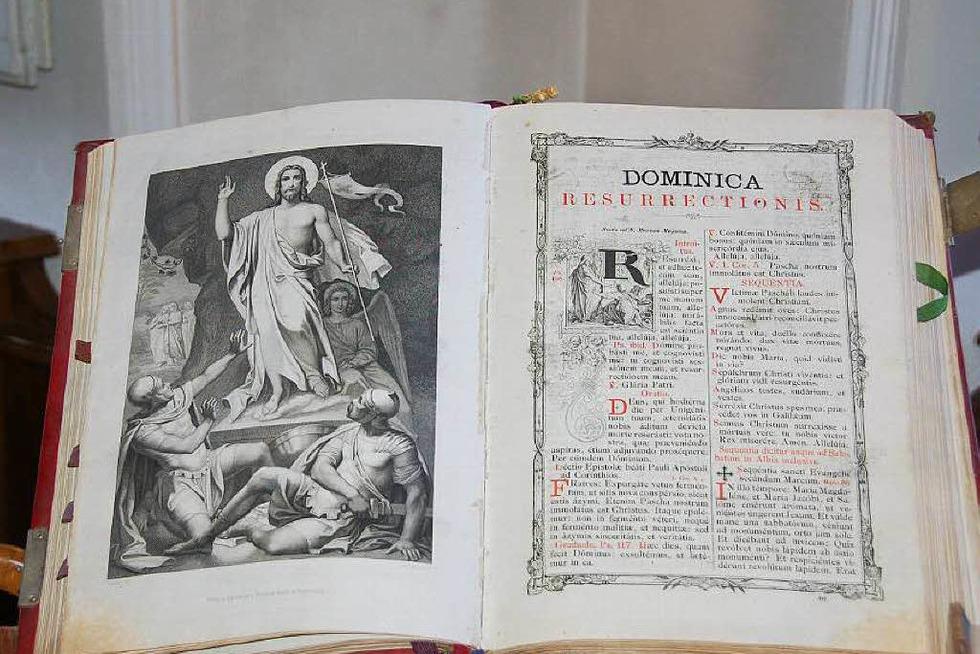 Klosterbibliothek im ehemaligen Wilhelmitenkloster - Oberried