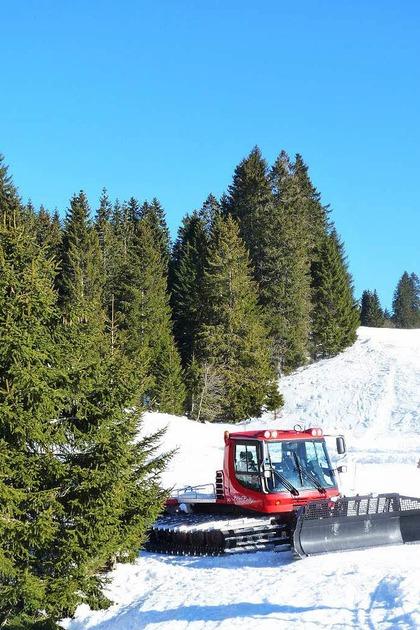 Skilift Wasen in Muggenbrunn - Todtnau