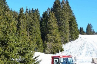 Skilift Wasen in Muggenbrunn