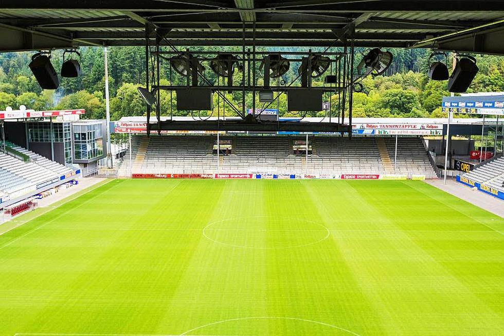 Schwarzwaldstadion - Freiburg