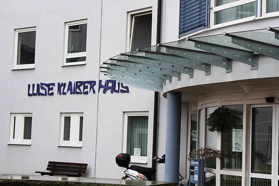 Luise-Klaiber-Haus - Kandern