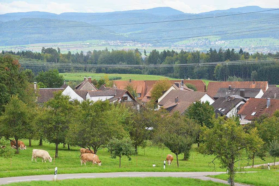 Ortsteil Nordschwaben - Rheinfelden
