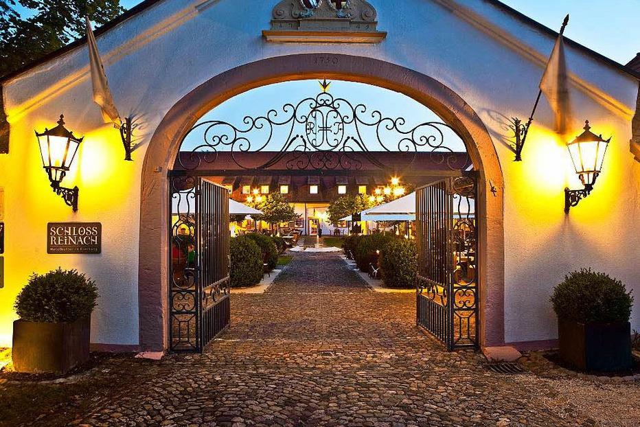 Hotel Schloss Reinach Munzingen - Freiburg