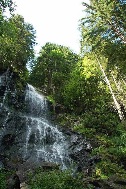 Zweribachwasserfälle - Simonswald