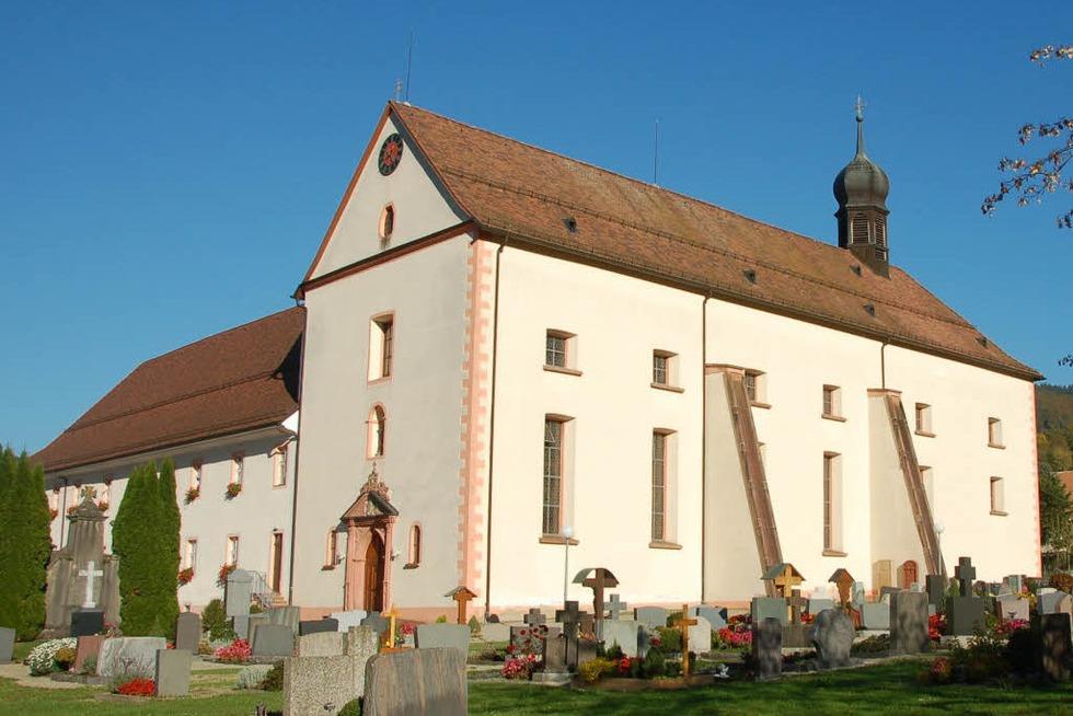 Kirche Mariä Krönung - Oberried