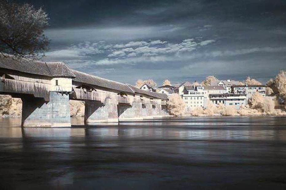 Alte Holzbrücke - Bad Säckingen
