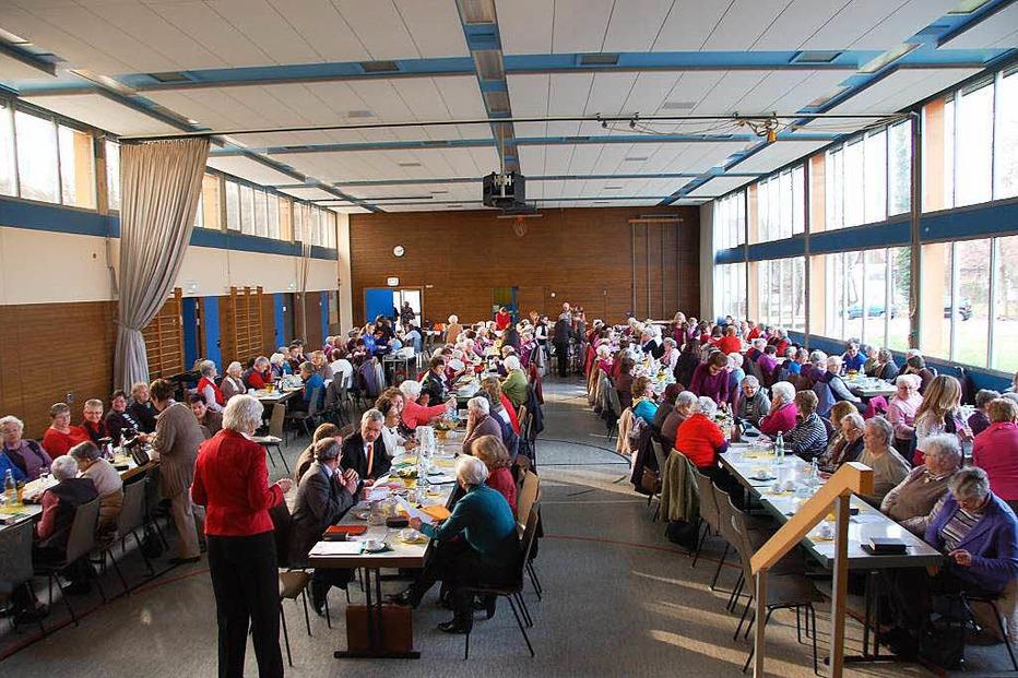 Nimberghalle Nimburg - Teningen