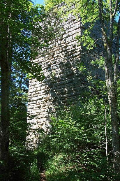 Burg Steinegg - Bonndorf