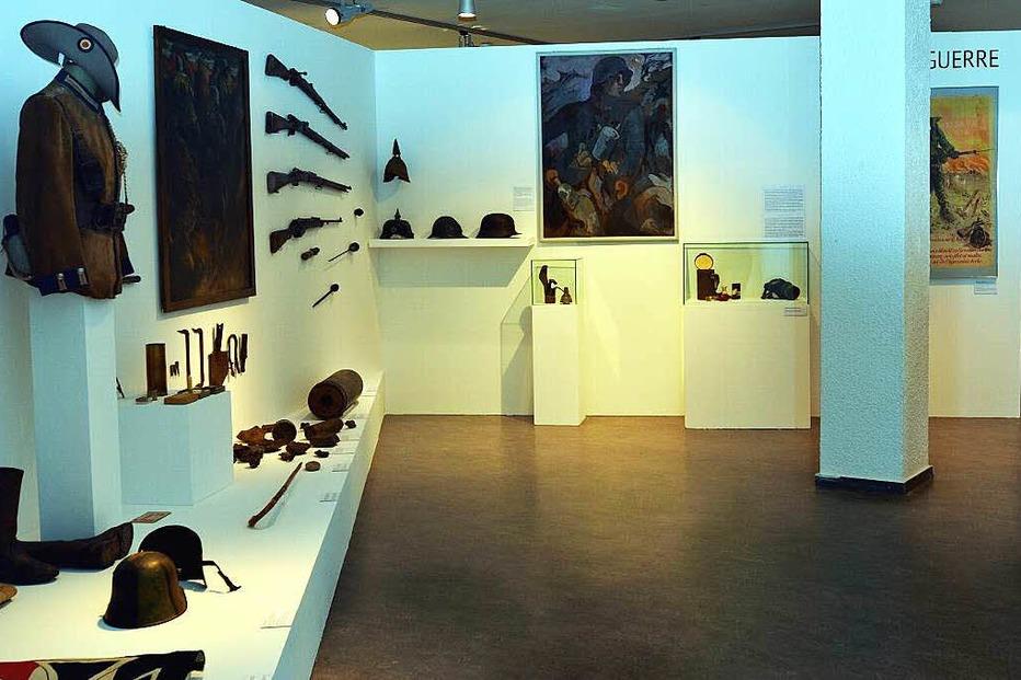Dreil�ndermuseum - L�rrach