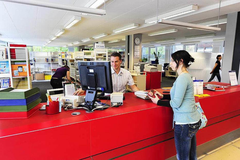Bibliothek der Pädagogischen Hochschule - Freiburg