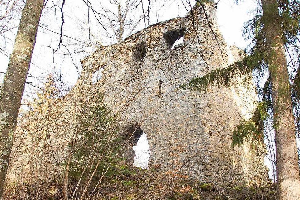 Burg Neu-Tannegg - Bonndorf