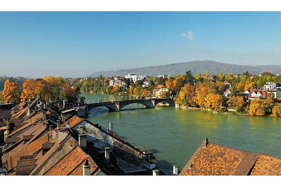 Alte Rheinbr�cke - Rheinfelden