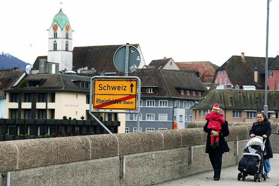 Alte Rheinbrücke - Rheinfelden