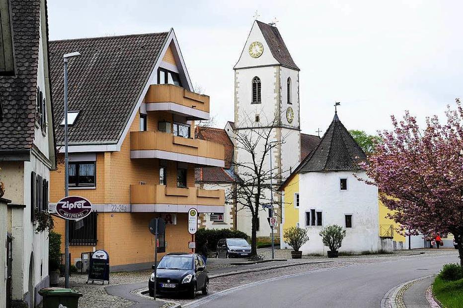 St. Stephanskirche Munzingen - Freiburg