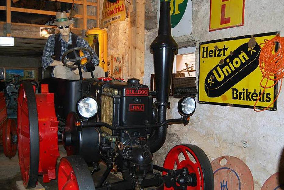 Bauern- und Bulldogmuseum Stühlingen - Stühlingen