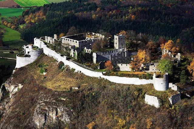 Festungsruine Hohentwiel