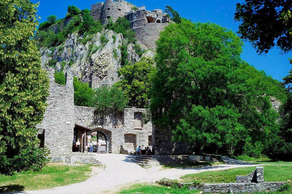 Festungsruine Hohentwiel - Singen