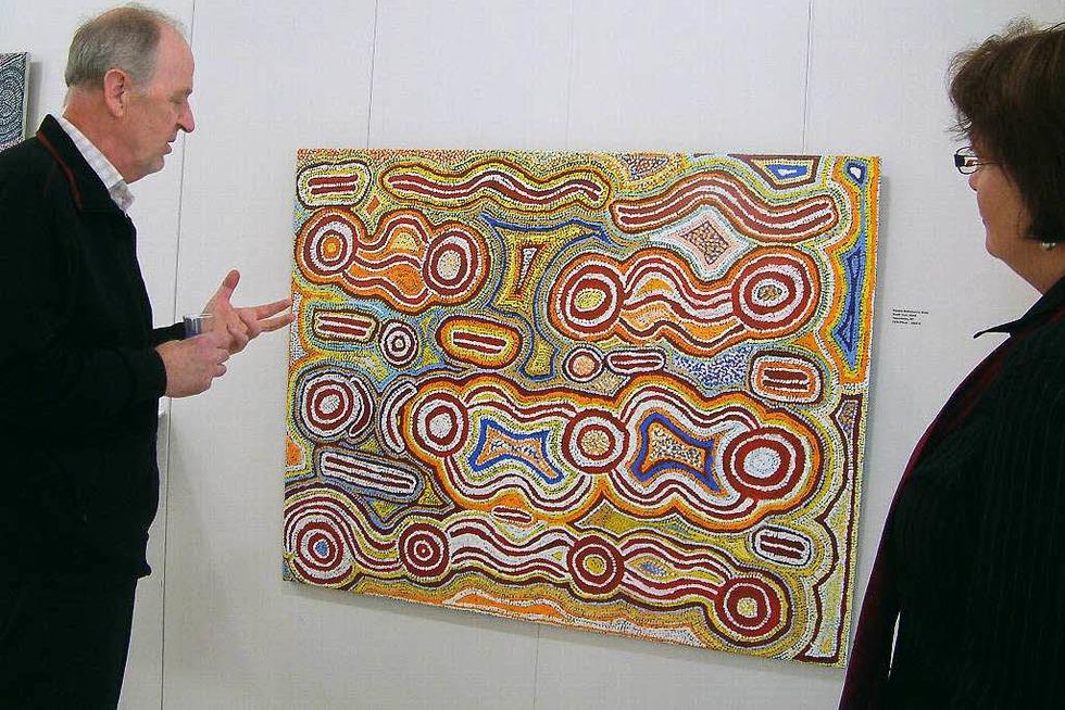 Aboriginal Art Gallery Wiechs - Schopfheim