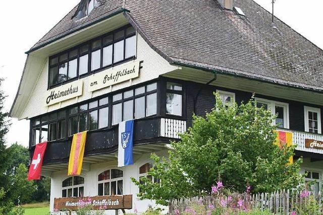 Heimethus am Scheffelbach