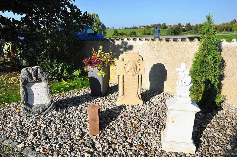 Friedhof Nordschwaben - Rheinfelden