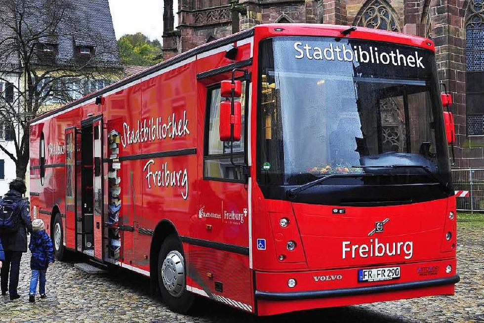 Fahrbibliothek - Freiburg