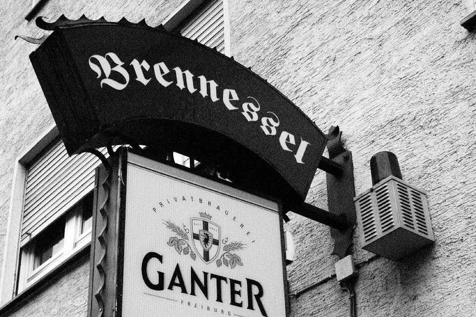 Gastst�tte Brennessel - Freiburg