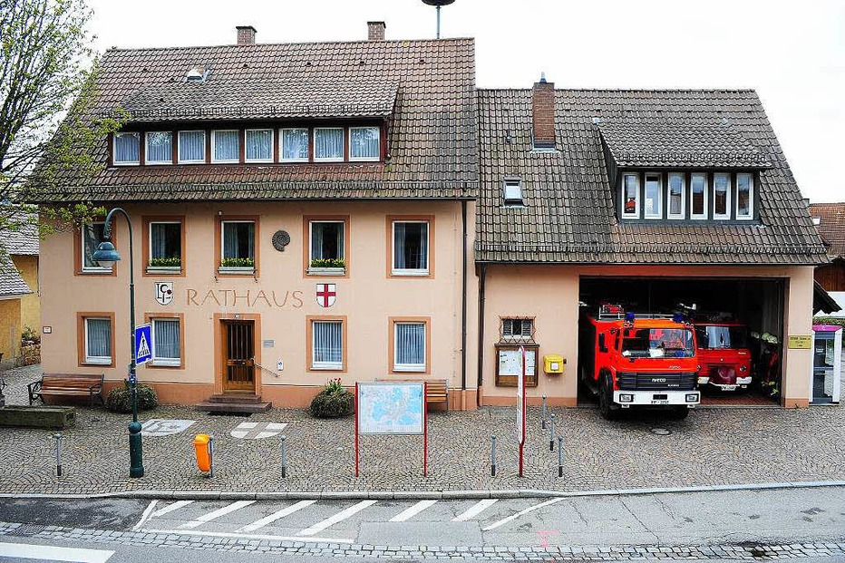 Rathaus Lehen - Freiburg