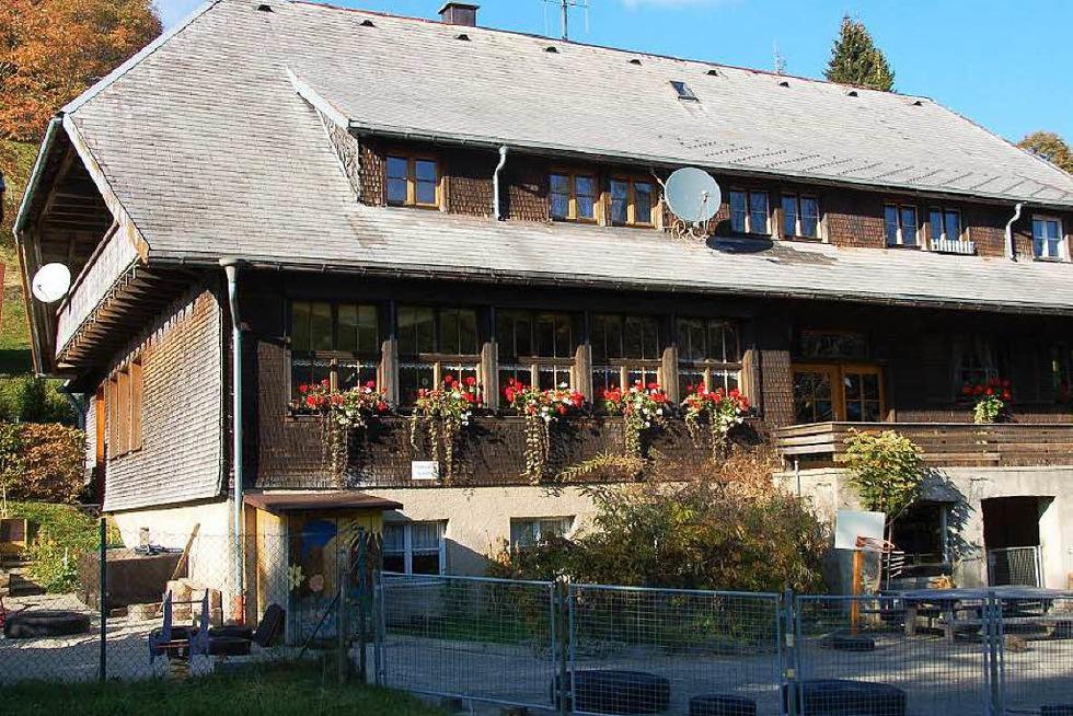 Rathaus Hofsgrund - Oberried