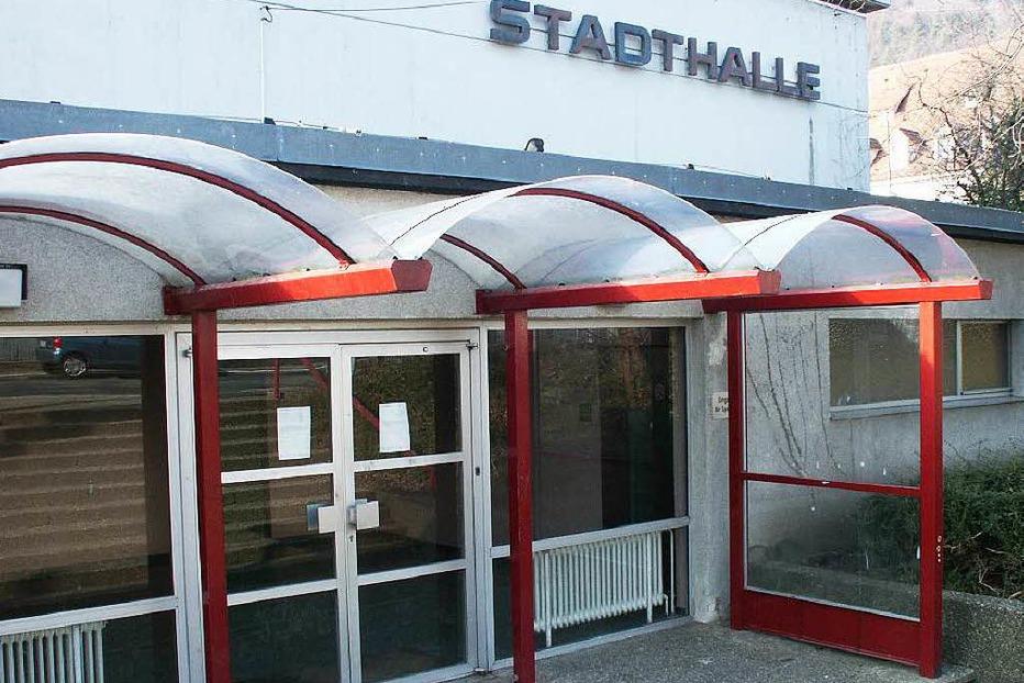 Stadthalle - Waldkirch