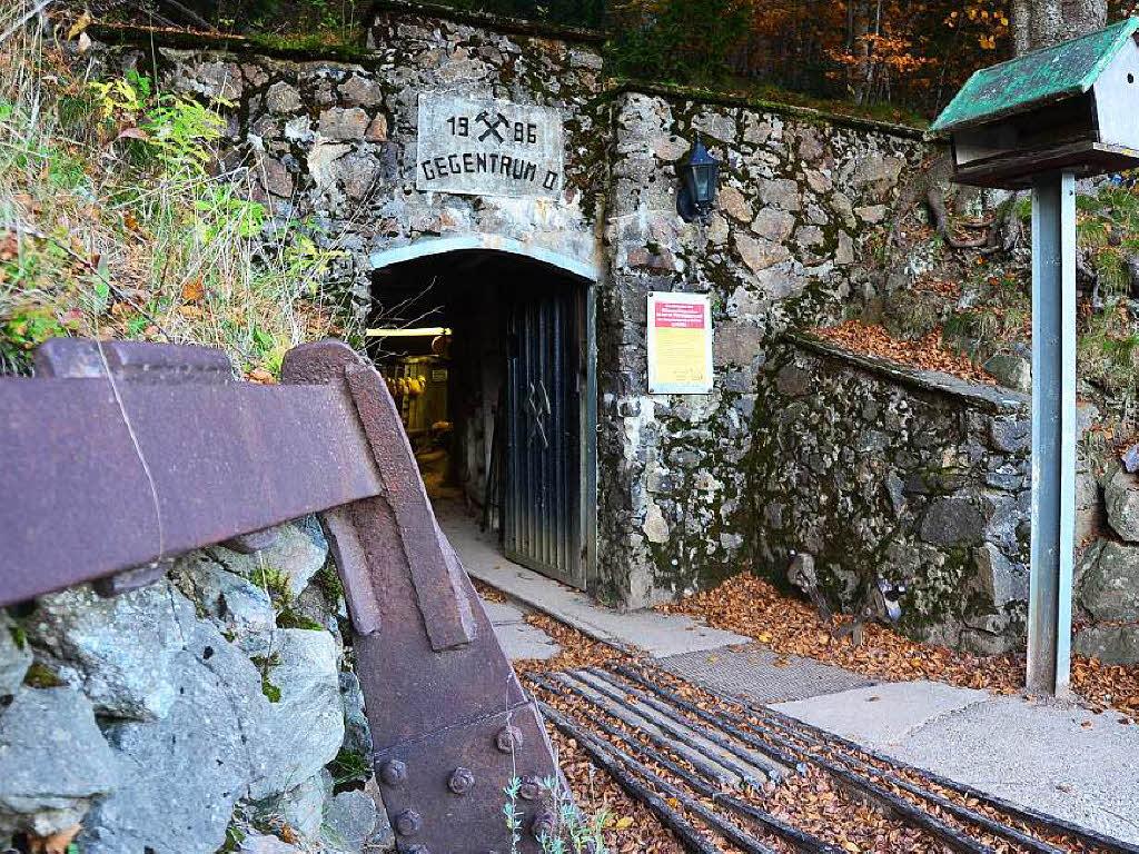 Museums Bergwerk Schauinsland