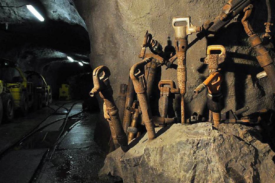 Museums-Bergwerk Schauinsland - Freiburg