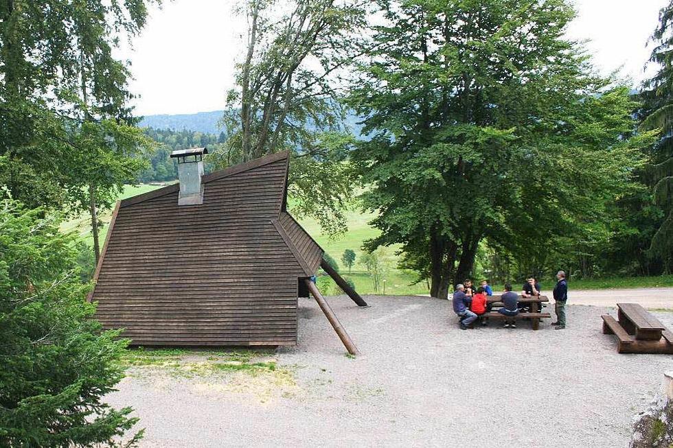 Obere Grillhütte Gersbach - Schopfheim