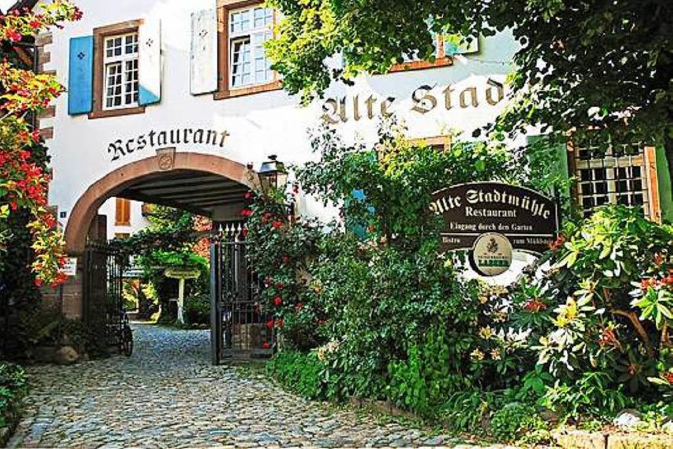 Alte Stadtmühle - Schopfheim