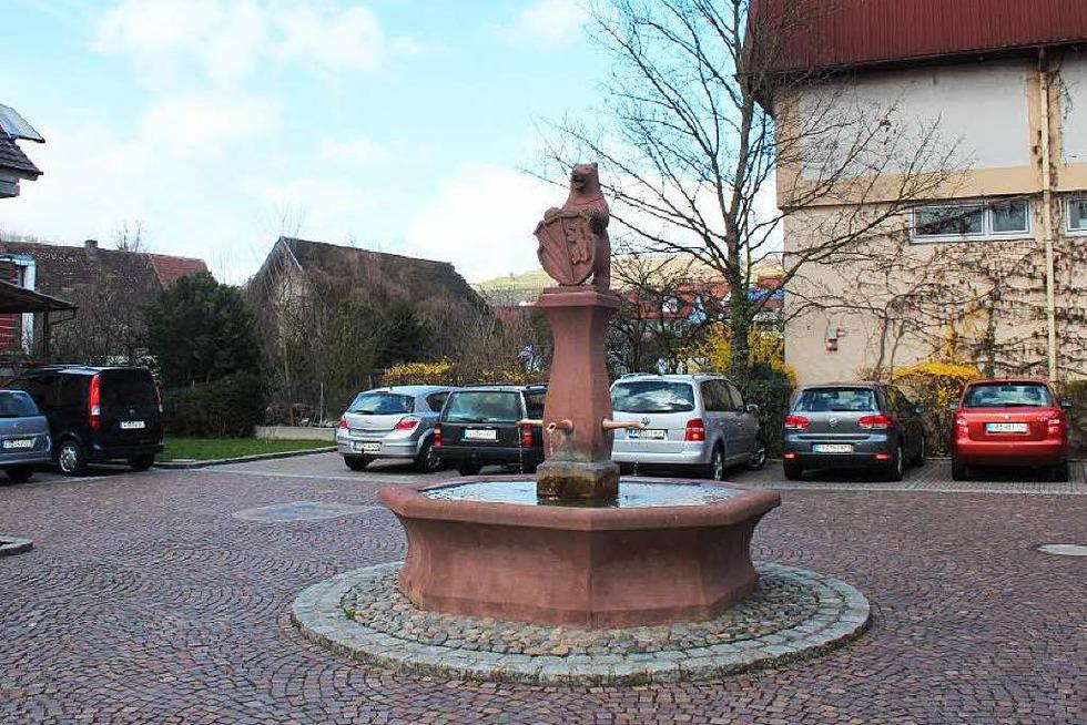Rathausplatz - Bötzingen