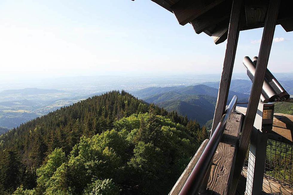Schauinslandturm - Oberried