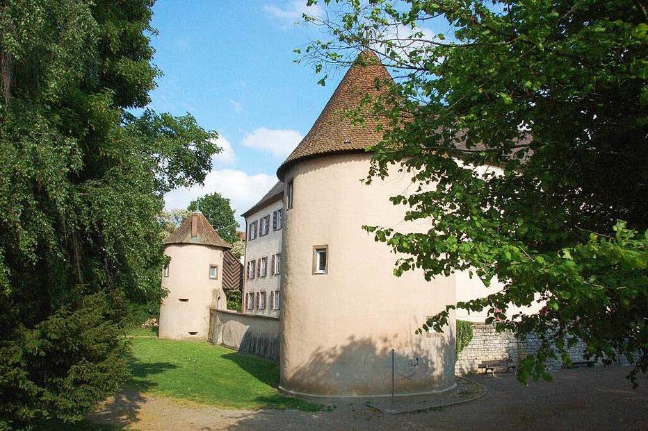 Lazarus-von-Schwendi-Schloss Kirchhofen - Ehrenkirchen