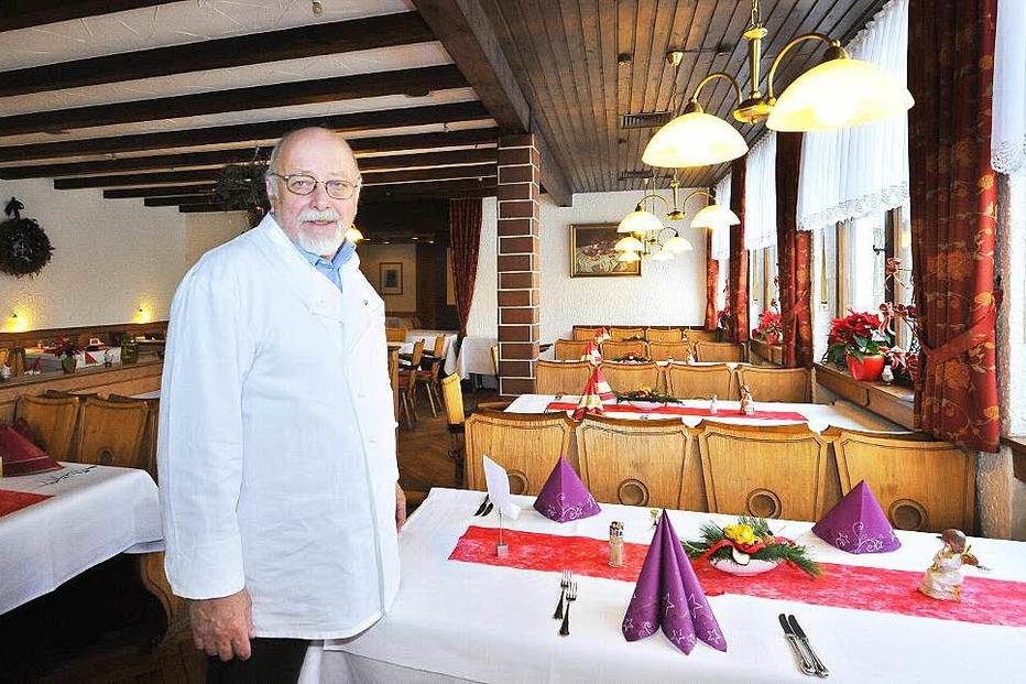 Hotel Schw�rs L�wen (Littenweiler) - Freiburg