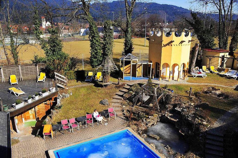 Waldkurbad am Möslepark - Freiburg