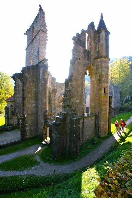 Klosterruine Allerheiligen - Oppenau