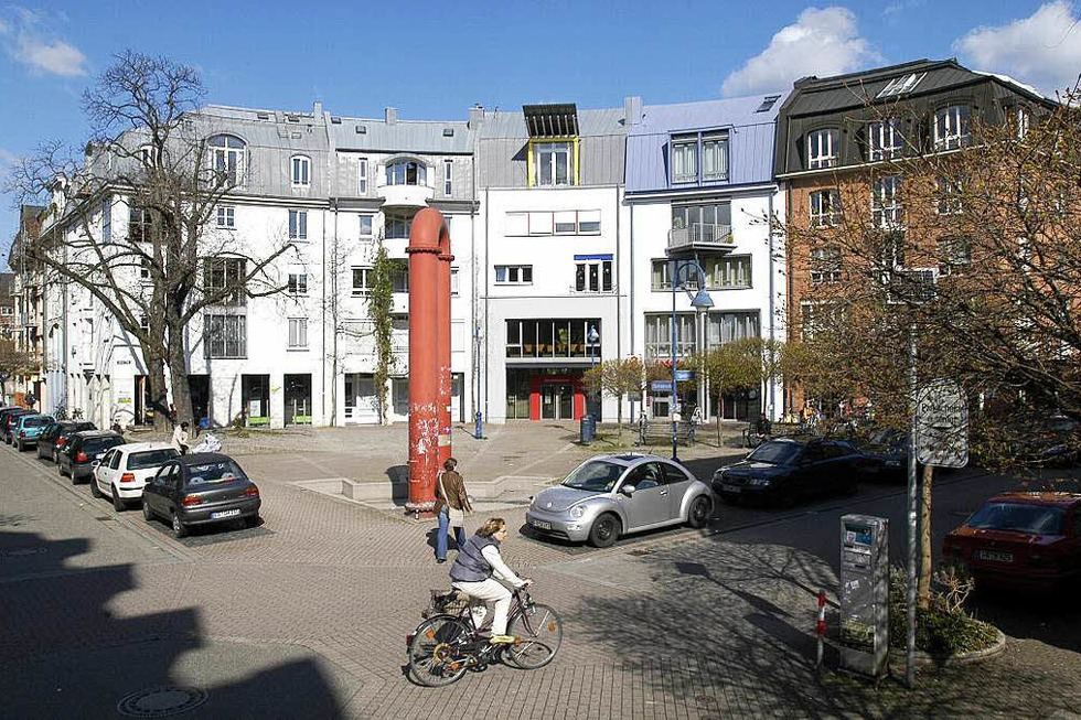 Lederleplatz - Freiburg