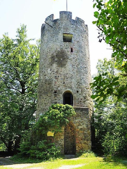 Zähringer Burg - Gundelfingen