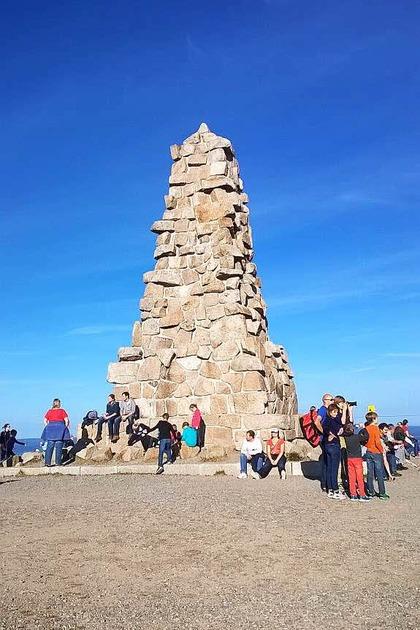 Bismarckturm am Feldberg - Todtnau