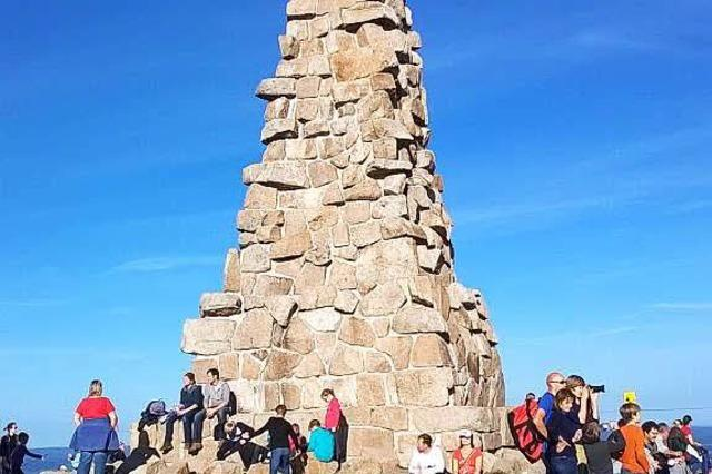 Bismarckturm am Feldberg