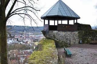Burgruine Werrach